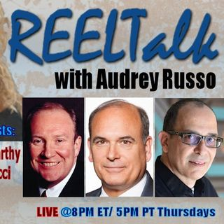 REELTalk: Author Andrew McCarthy, Dr. Steven Bucci and Comedian Nazareth