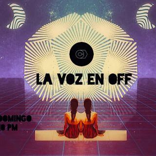 La Voz en off XXXIV