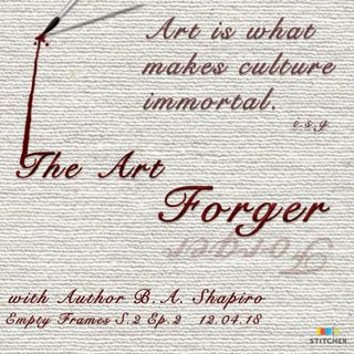 S2E2 - The Art Forger