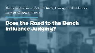 Does the Road to the Bench Influence Judging?