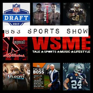 "BS3 Sports Show - ""NFL DRAFT SHOW"""