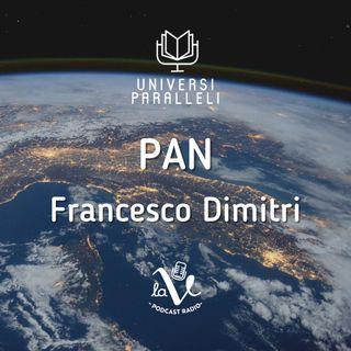 Pan (Francesco Dimitri) - La società umana tra caos e ordine