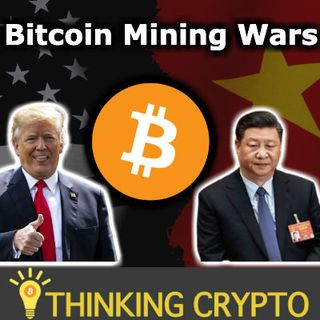 U.S. WILL STEAL BITCOIN MINING POWER FROM CHINA - Bitcoin to $11K Next Week? - Trump Fed Nominee Digital Dollar