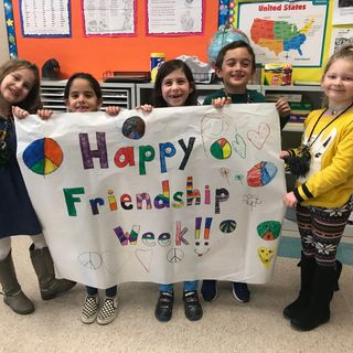 Massachusetts girl creates Friendship Week to celebrate the friends in our lives
