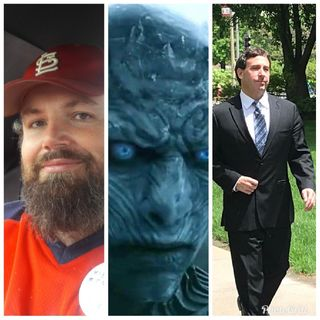 Episode 49 - Steve Stenger, GoT, and Ramadan
