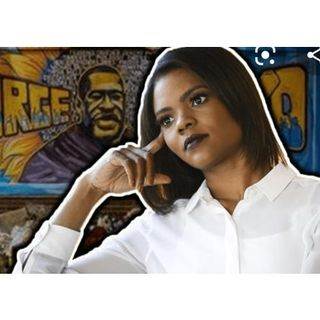 Is Candace Owens A George Floyd Hater ?: 619-768-2945