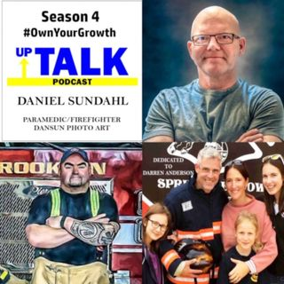 UpTalk Podcast S4E4: Daniel Sundahl