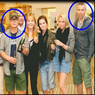 Anson Mount & C S's Lee trip to Isreal