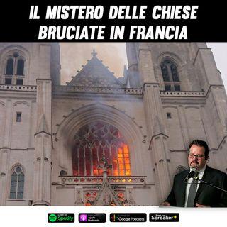 Chiesa bruciata in Francia: nuovo atto anti-cristiano?
