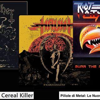 Pillole di Metal:Nuove Uscite d'Oltreoceano