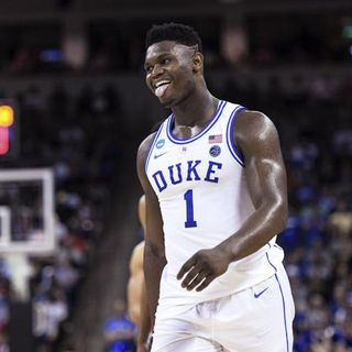 Conference Finals, Draft Lottery, Zion Zion Zion