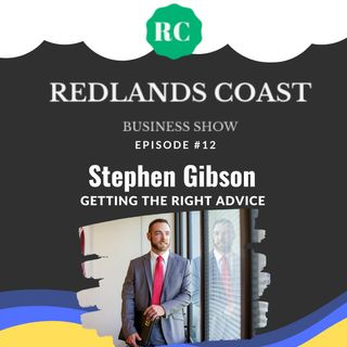 Getting the Right Advice with Stephen Gibson