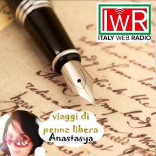 Viaggi di penna libera con Anastasya