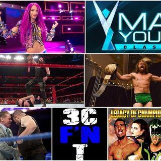 3CT - Killian McMurphy, Legacy Wrestling, & More