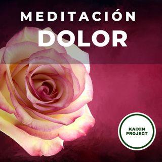 La Mejor Meditacion para el Dolor. Elimina el Sufrimiento 😌 Alivio y Relajación. Mindfulness