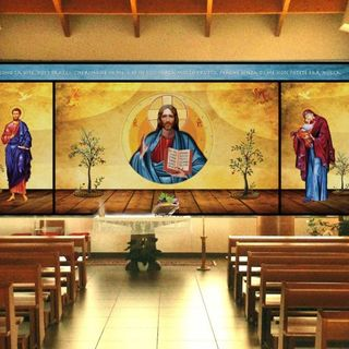 Riprende l'adorazione perpetua a San Giovanni Battista de La Salle