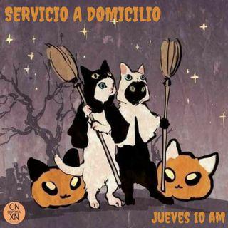 Servicio a Domicilio Halloween