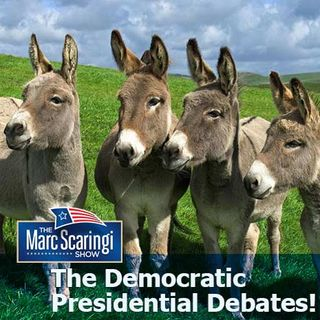 2019-08-03 TMSS - The Democratic Presidential Debates!