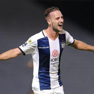 Gol de Talleres: Tomás Pochettino 2-1