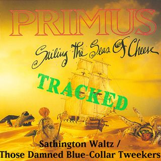 Sathington Waltz / Those Damned Blue-Collar Tweekers w/ Anthony Garcia