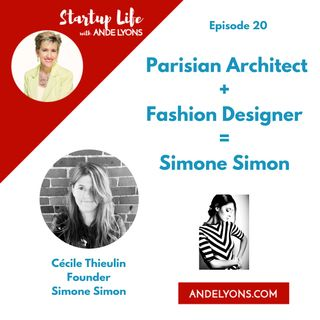 How Parisian Architect Launched Fashion Brand Simone Simon