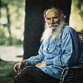 Lev Tolstoj - Perché la gente si droga? (prima parte)