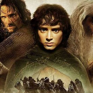 Hero Heads Podcast - Lord of the Rings