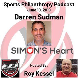 EP16: Darren Sudman, Simon's Heart