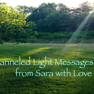 Light Messages from Sara with Love