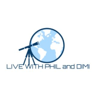 Dimi & Phil Live! Special Guest – Brent Stafford