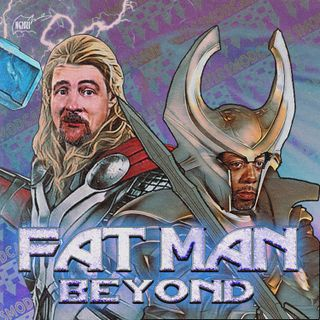 337: Black Widow! Loki! FatMan Beyond LIVE for 7/10/2021 from SMODCASTLE!