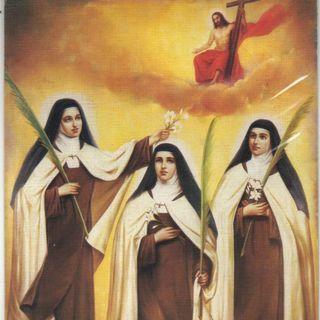 Mártires Pilar-Teresa-Ángeles (Carmelitas Guadalajara)