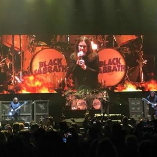 Black Sabbath Mexico City