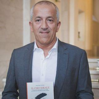 Marco Pirozzi della Fondazione Pirozzi commenta l'evento incontro streaming IL CIBO IDEALE 8 Maggio 2021