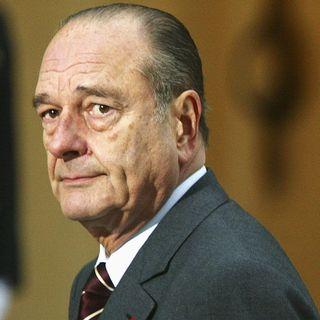 Francia rinde un último homenaje a Jacques Chirac