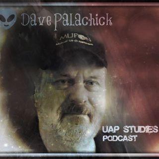 ep 8 David Palachik  Ufologist/Investigator