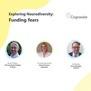 Exploring Neurodiversity - Funding Fears - Additional Learning Support funding for Neurodiverse learners