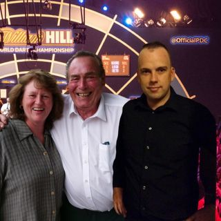 Episode one - with Bobby George