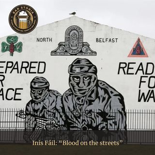 Inis Fáil - Blood on the streets