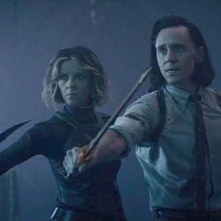 #133: 'Loki' Season One Finale Review + Black Widow Review (with Ken Gartin)