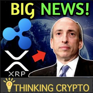 Ripple XRP - CBDC Private Ledger, Gary Gensler, Ripple CEO - Bitcoin Mining Tax Break & NFTs