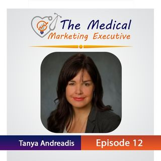"""How we discovered social as a secret goldmine"" with Tanya Andreadis"