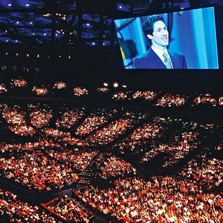 The Joel Osteen Effect!!