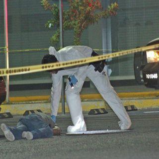 La CDMX con la tasa más alta de homicidios dolosos