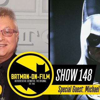 BOF PODCAST 148 | Michael Uslan Guests!