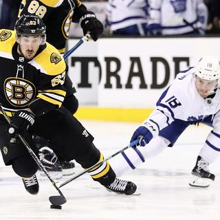 Bruins Looking For Improvement On Both Ends In Game 6