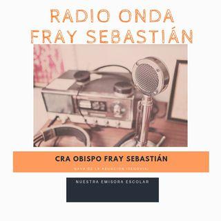 Entrevista a Raúl Martín Vela-1° Programa De Radio Onda Fray Sebastian