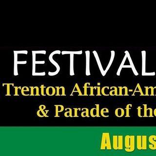 Trenton's African American Cultural Fest Exec. Dir. Latarsha Burke