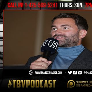 "☎️Eddie Hearn Under FIRE🔥""Potentially Violates Federal Law""😱Harrison Goes OFF on Charlo"