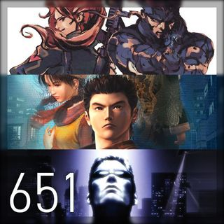 4Player Podcast #651 - The Year 2000 Show (Deus Ex, Metal Gear: Ghost Babel, Shenmue, and More!)